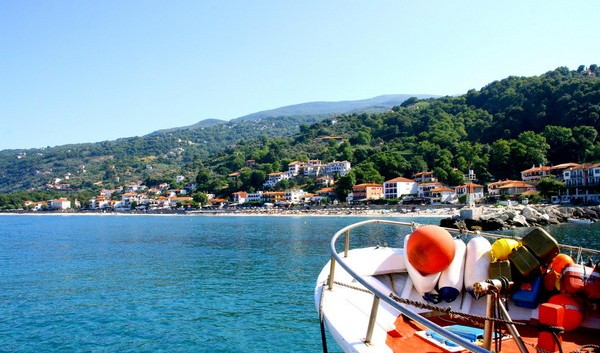 Excursiones por Grecia